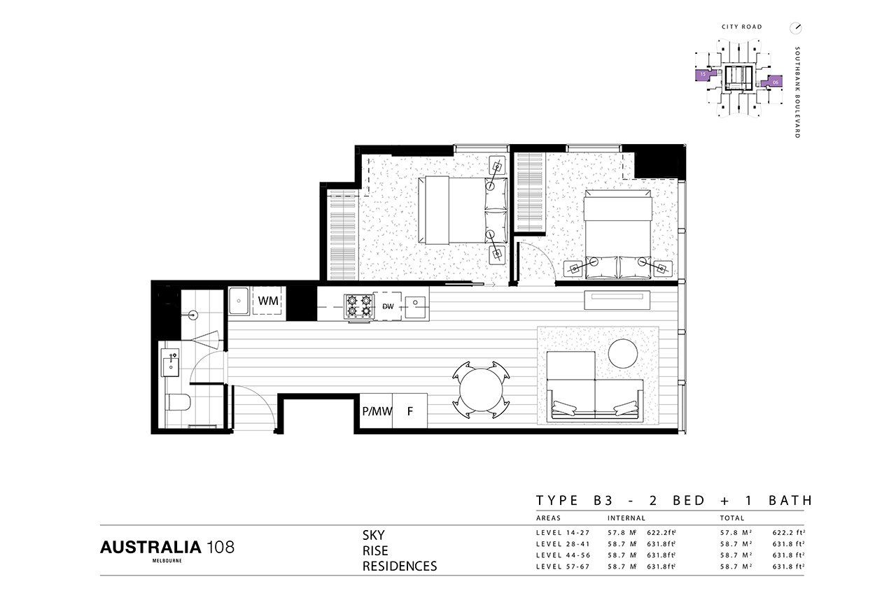 100 floor plans australia the catalunya floor plan for Apartment floor plans australia